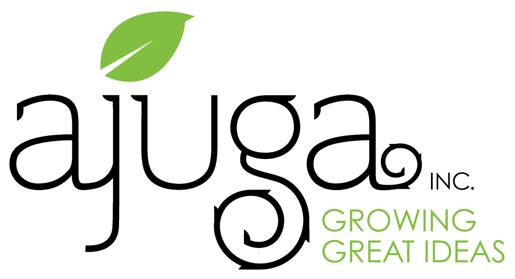 Ajuga = Integrated Marketing + Design